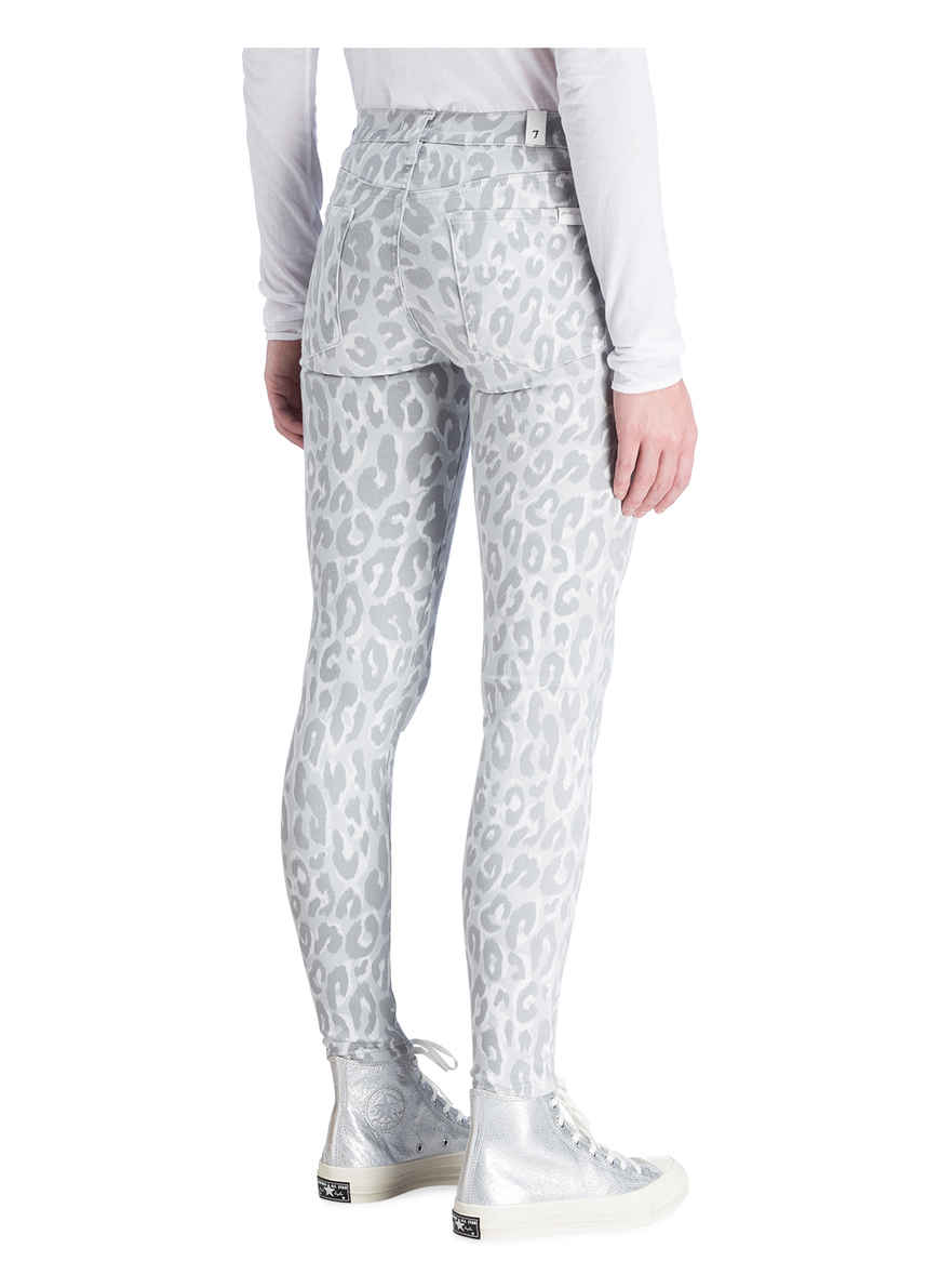 Mg The Bei Kaufen Leopar Skinny Jeans Mist All Mankind 7 Grey Crop Von For Ybgvf76y