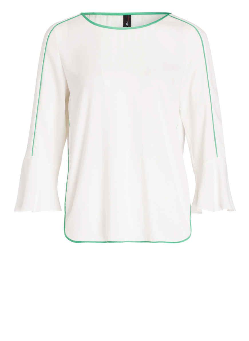 Marccain Kaufen 3 Bei Blusenshirt arm Mit Von 4 110 Off white H2W9EIYD