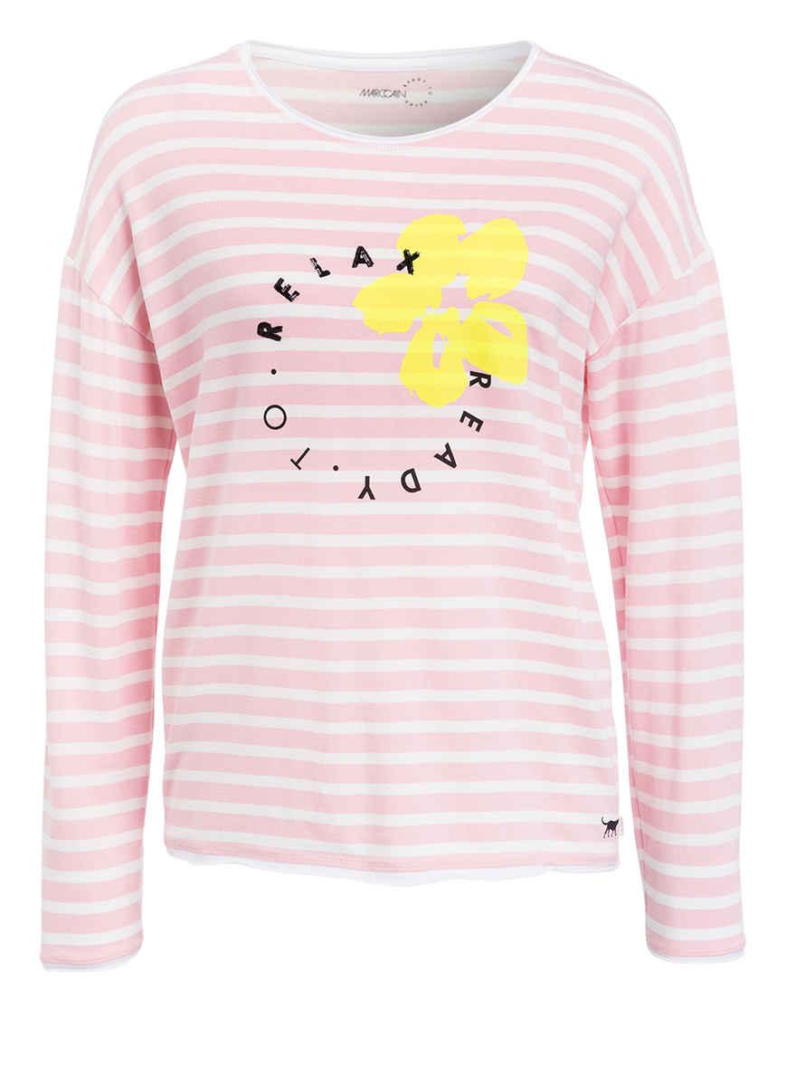 Kaufen Von Bei Marccain Pink Longsleeve 213 Candy FJclK1T3