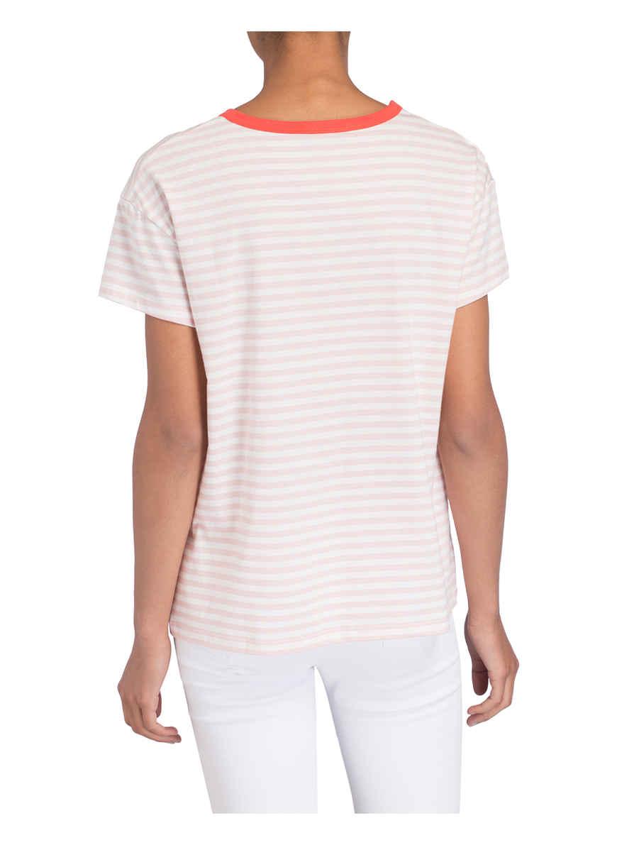 Bei Gestreift shirt Set WeissRosa Von T Kaufen DHWEI92Y