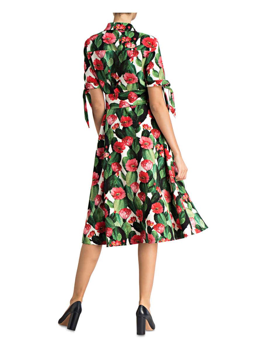 Nvsco Bei Yvette GrünPinkWeiss Kleid Von Kaufen clFKJ3uT1