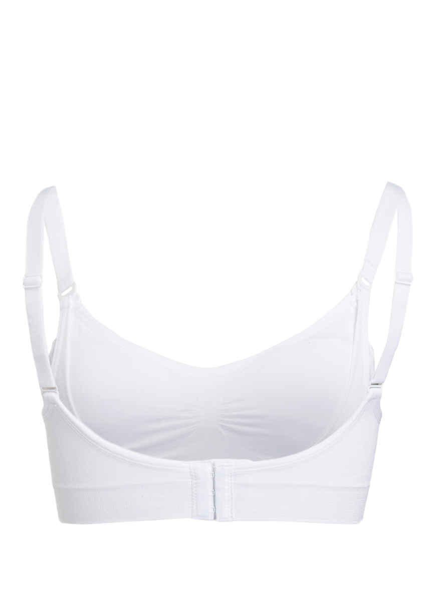 Still-bh Mommy Comfort Nursing Bra Von Magic Bodyfashion Weiss