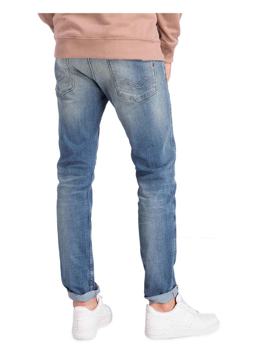 Bei 010 jeans Blue Light Fit Destroyed Anbass Replay Kaufen Slim Von Yb7yv6gf