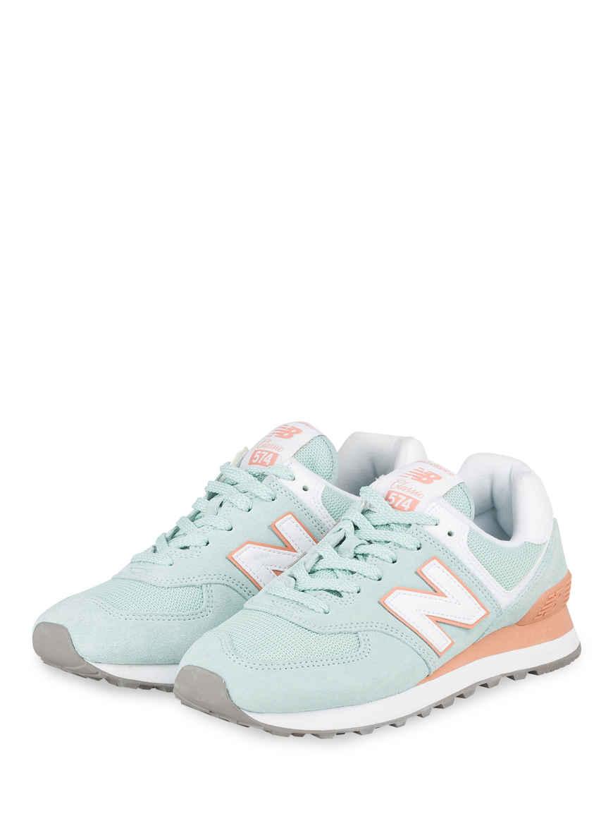 New Balance U420 Schuhe blau weiß im WeAre Shop