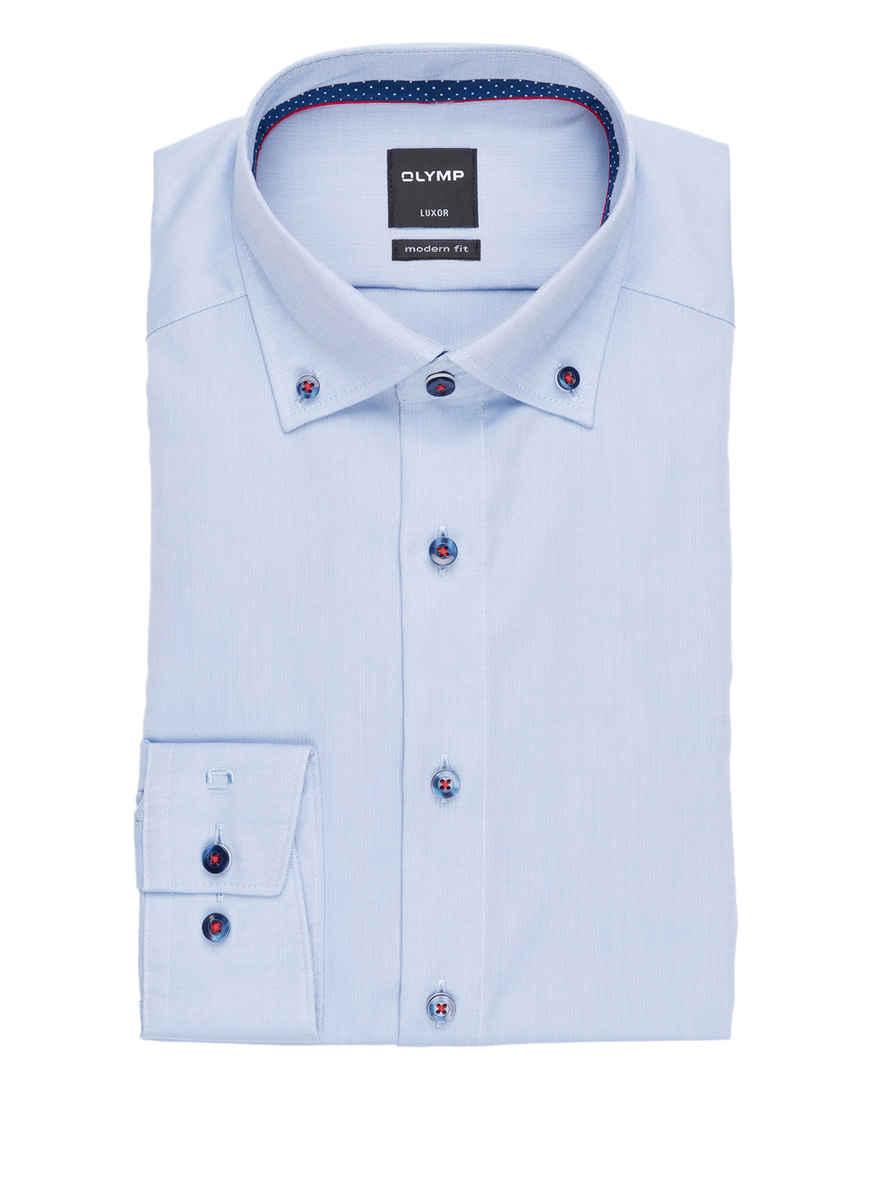 Blau Hemd Modern Von Olymp Bei Luxor Fit Kaufen CBrdexoW