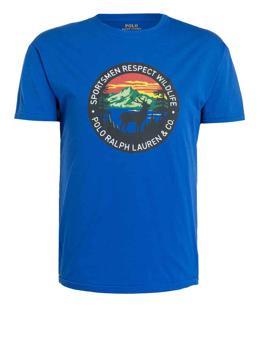 Blau Ralph Lauren Kaufen shirt T Bei Von Polo lKTFc1J