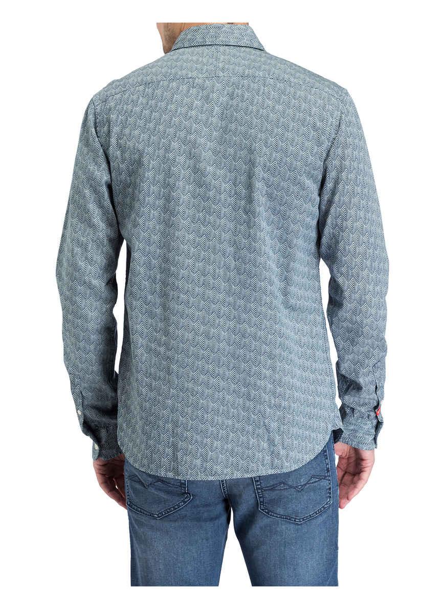 Scotchamp; GrauDunkelblau Fit Kaufen Hemd Regular Soda Von Bei f76Ybgyv