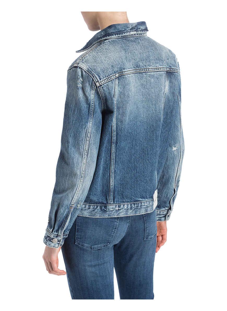 Omega Kaufen Calvin Bei Klein Jeansjacke Von Blue Jeans Minerva byfY76g