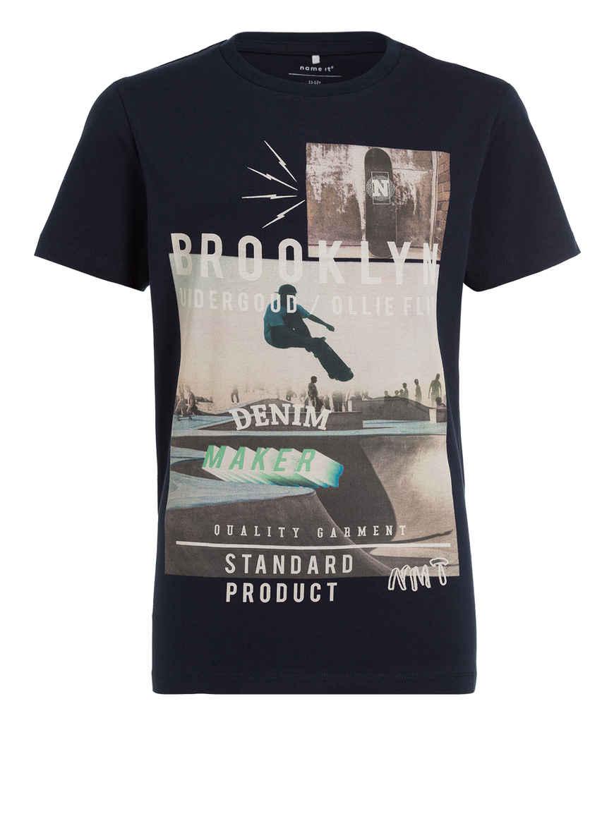 Bei T shirt It Von Dunkelblau Name Kaufen ChQortsdxB