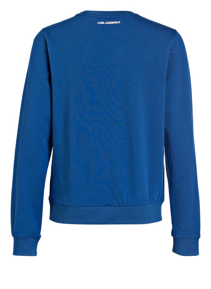 Blau Bei Lagerfeld Kids Von Sweatshirt Karl Kaufen ED29IWH