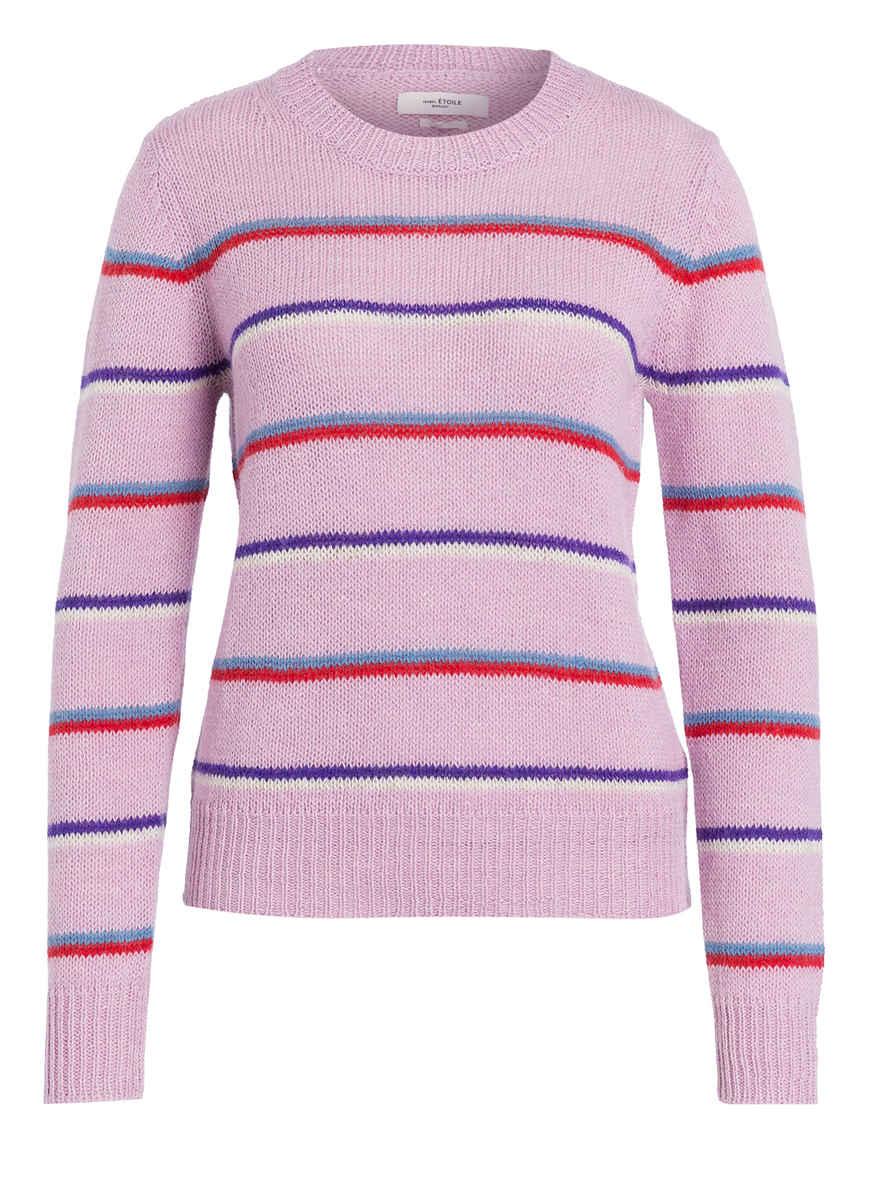 Von Bei LilaRotBlau Pullover Marant Étoile Isabel Kaufen Gian 34jLRq5A