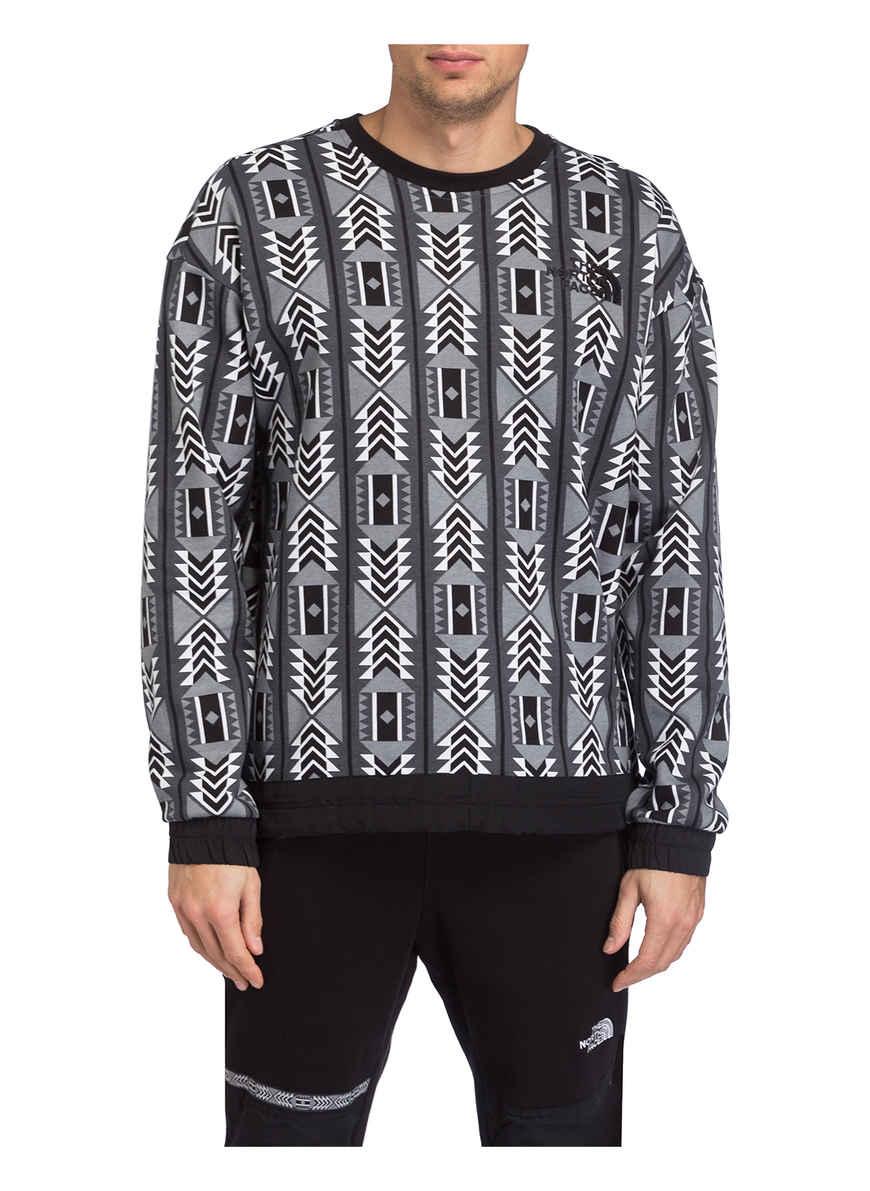 GrauDunkelgrauWeiss Bei Sweatshirt The Face Kaufen 92 Von North Rage vm0Nw8n