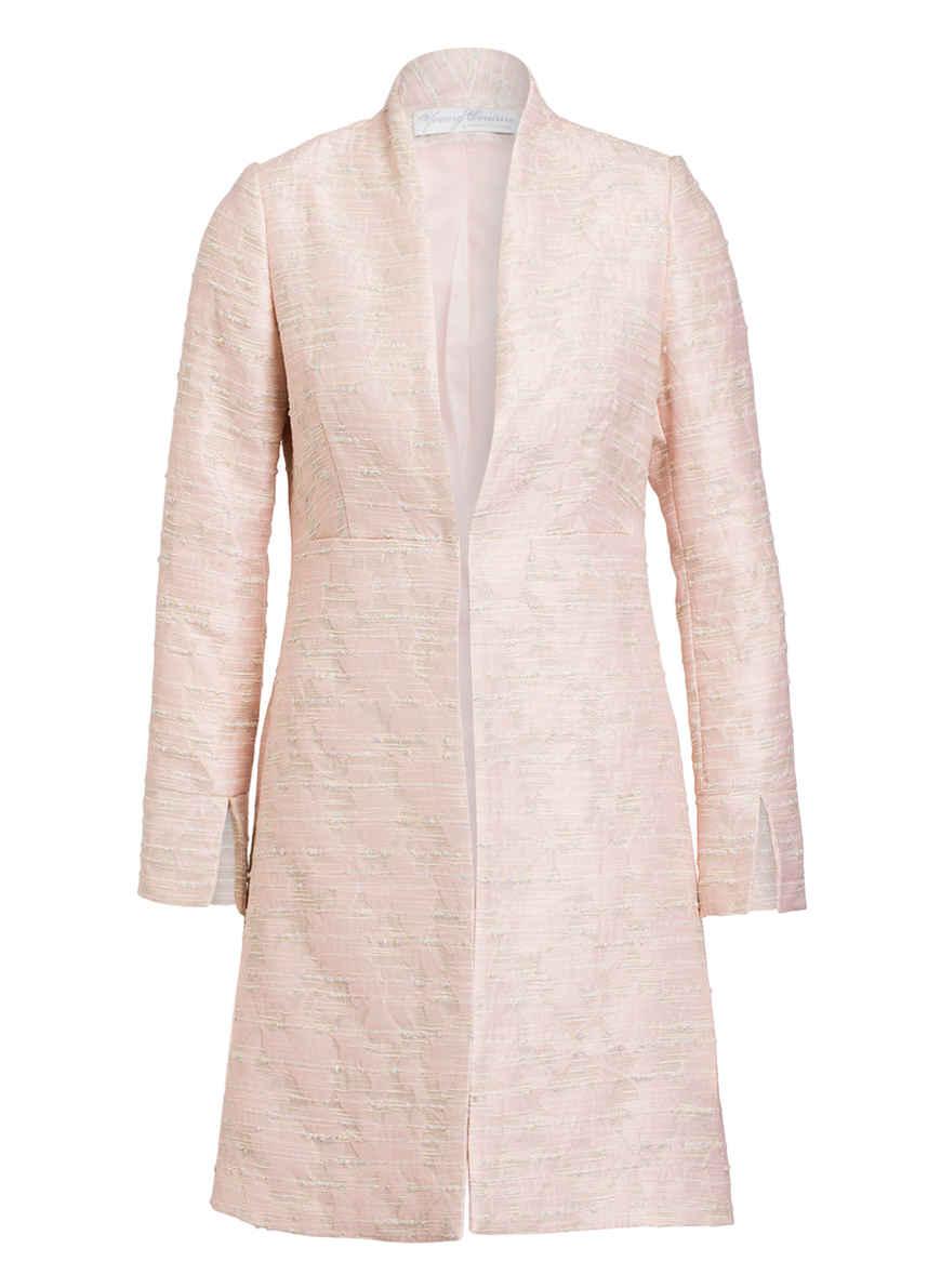 Rosé Bouclé Young Bei Couture Von By mantel Kaufen Barbara Schwarzer N8vwn0m