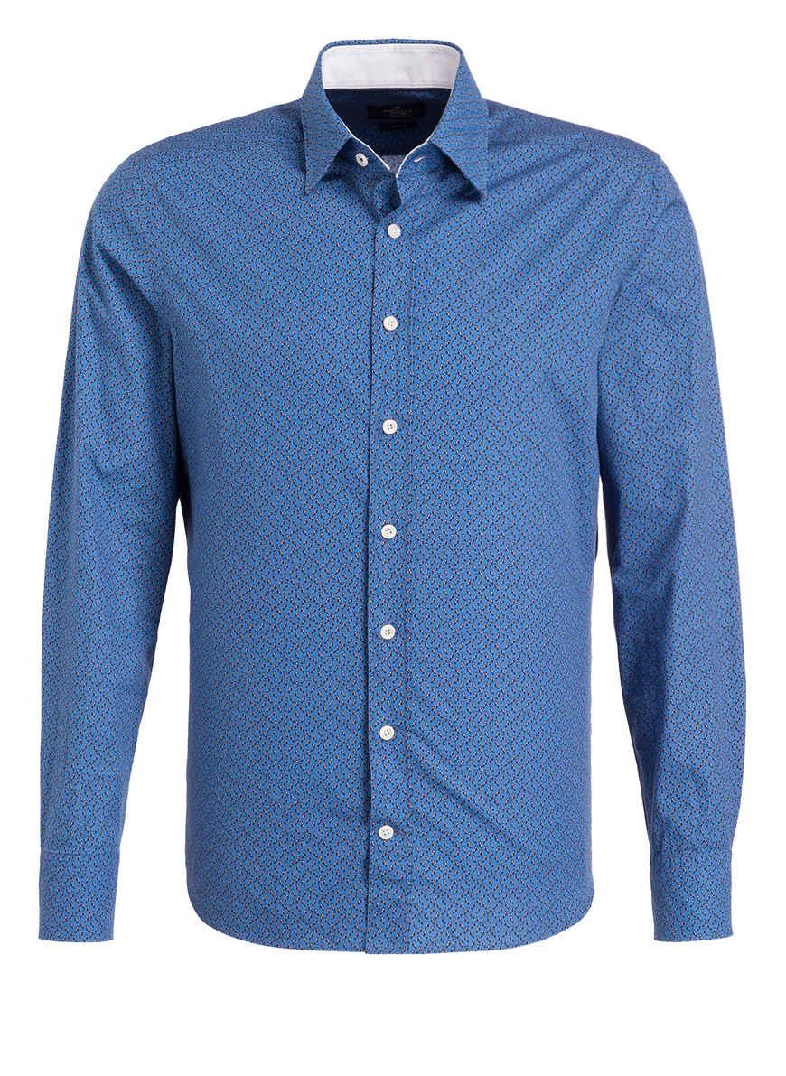 Von Blau Fit Hemd Slim Kaufen Hackett Bei London XZOkuPi