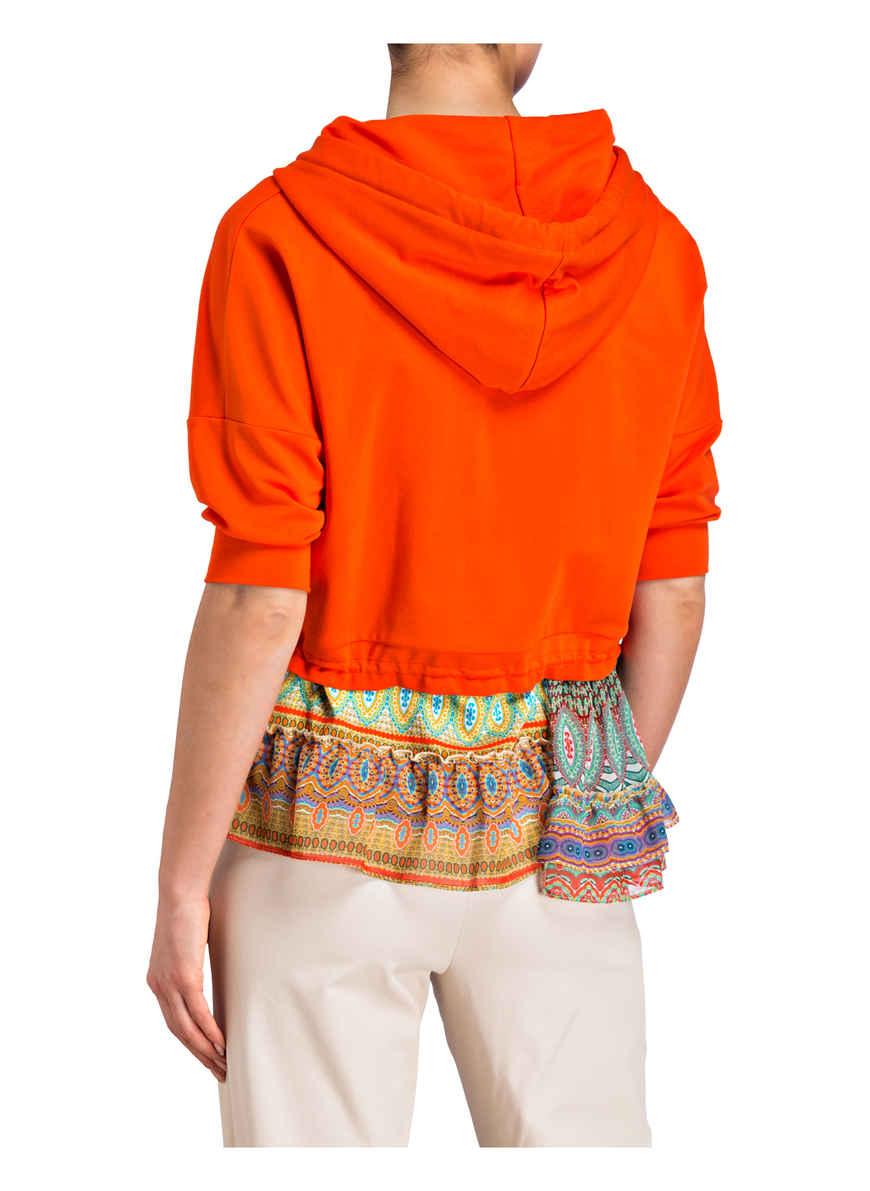 Von Riani Orange Kaufen Cropped Bei sweatjacke 6gYfv7yb