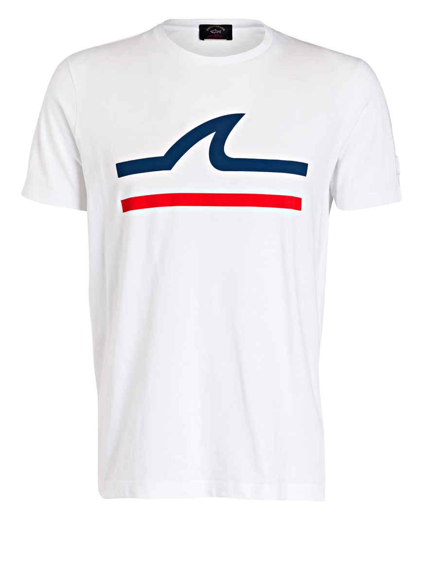 T shirt Kaufen Weiss Von Paulamp; Shark Bei q3AjRc54SL