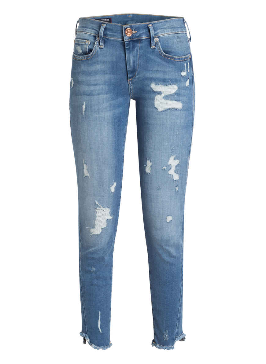 Halle Religion jeans 8 Blue True Von Bei 7 Kaufen HIWY2e9EDb
