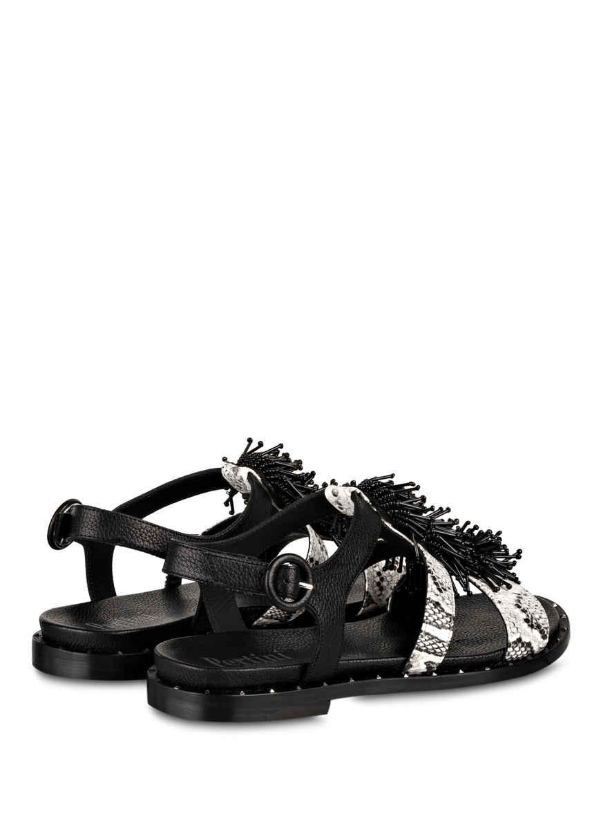 Schwarz Von Bei Pertini Kaufen Sandalen DE9W2IH
