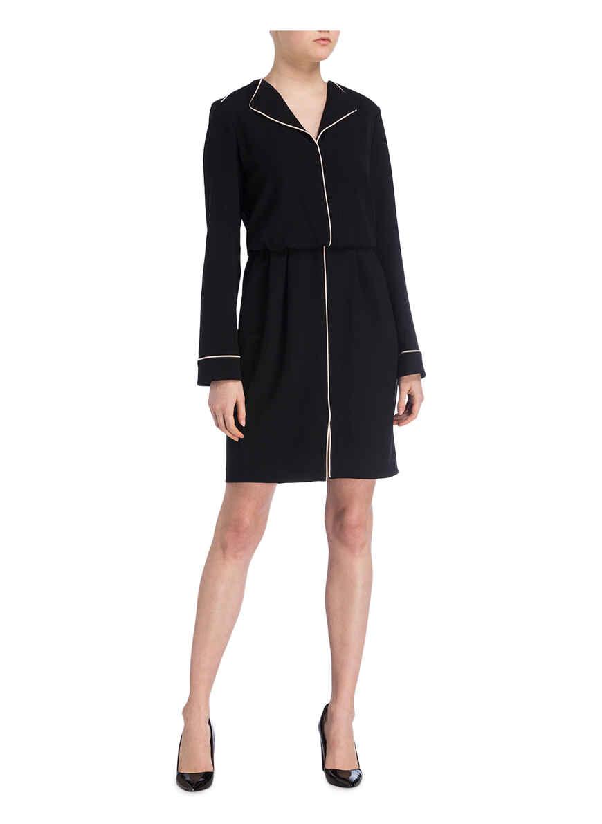 Armani Schwarz Bei Emporio Kleid Kaufen Von I76gYbfvy