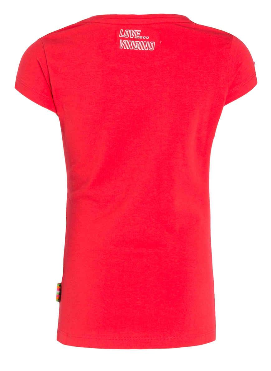 Vingino shirt Kaufen Rot Bonjour Von Madame T Bei 4A3R5cLqj