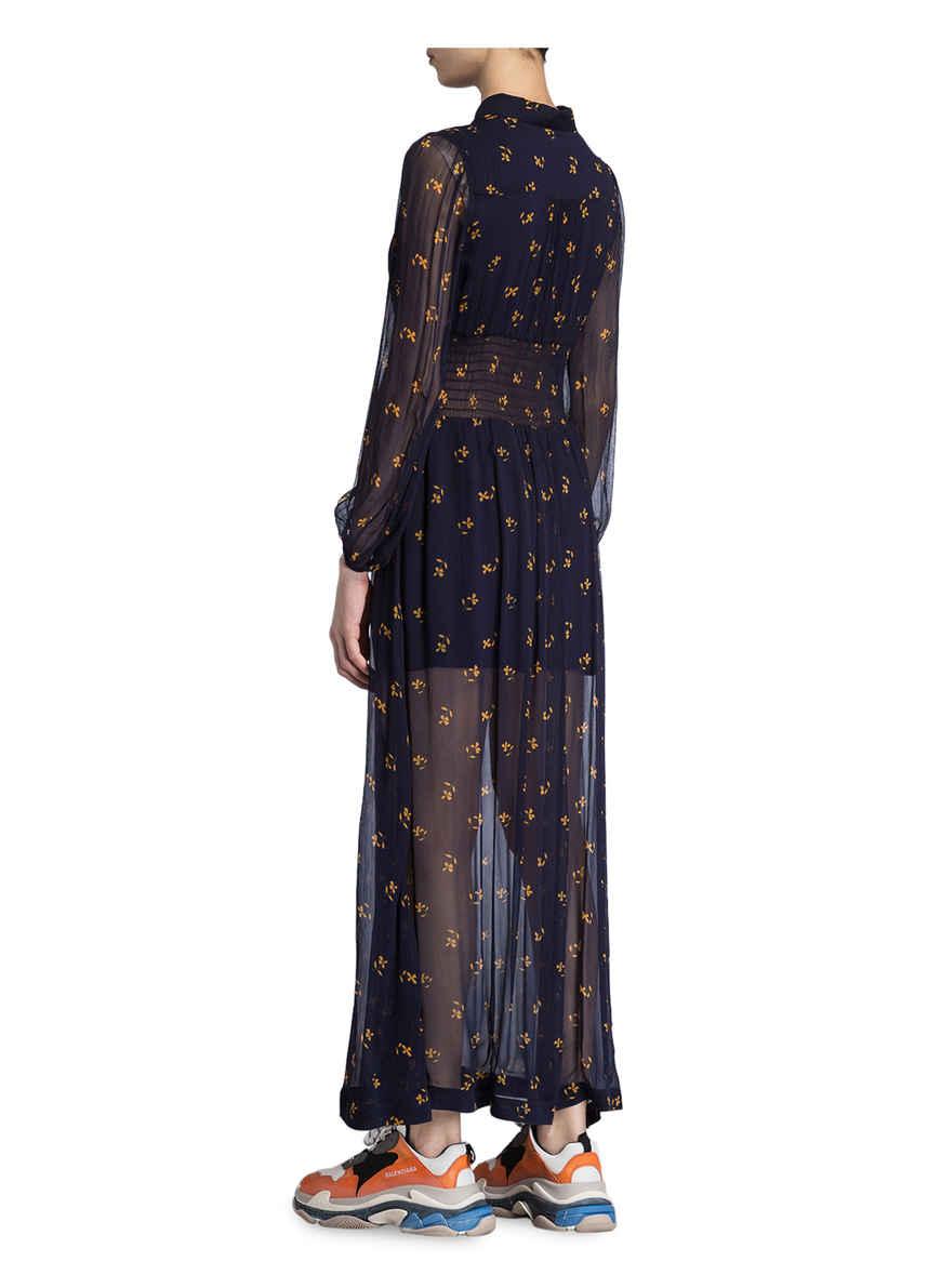 Kleid Amber Von Baum Und Pferdgarten Dunkelblau