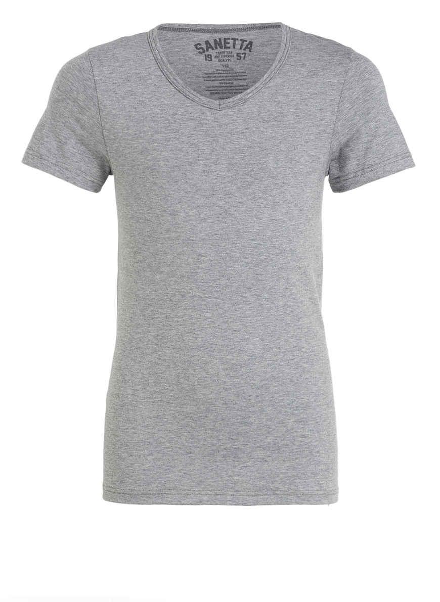 Sanetta Meliert Von Shirt Kaufen Grau Bei cR34ALq5j