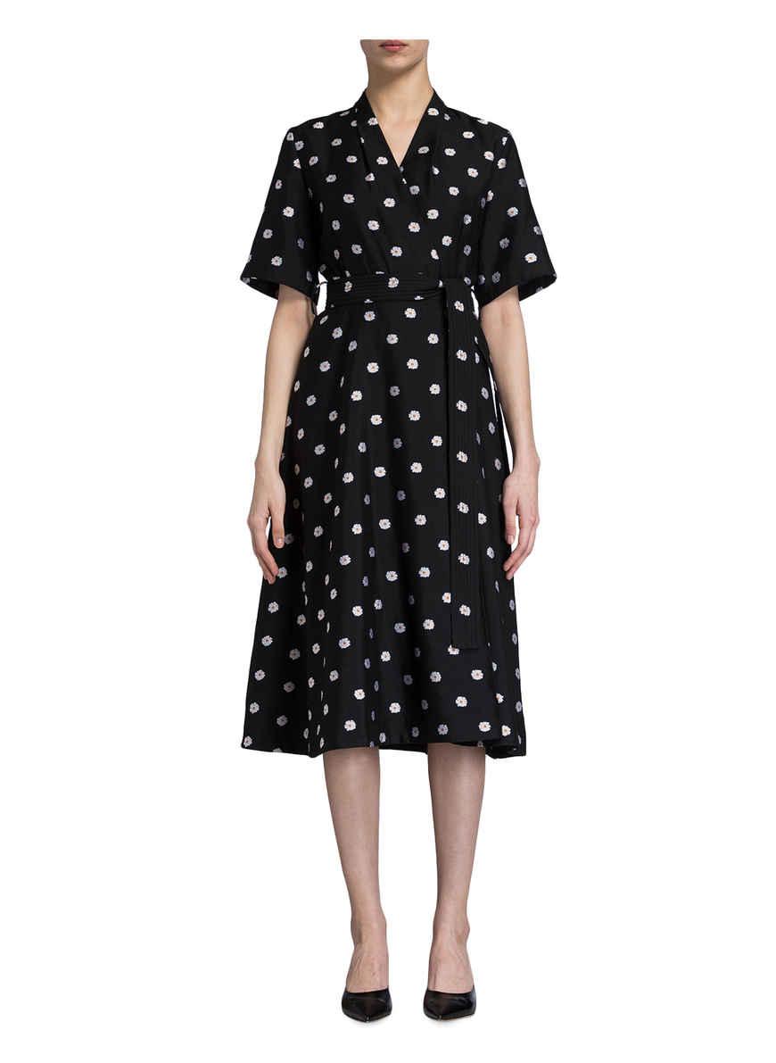 Hemdblusenkleid Kylie Von Stine Goya Schwarz
