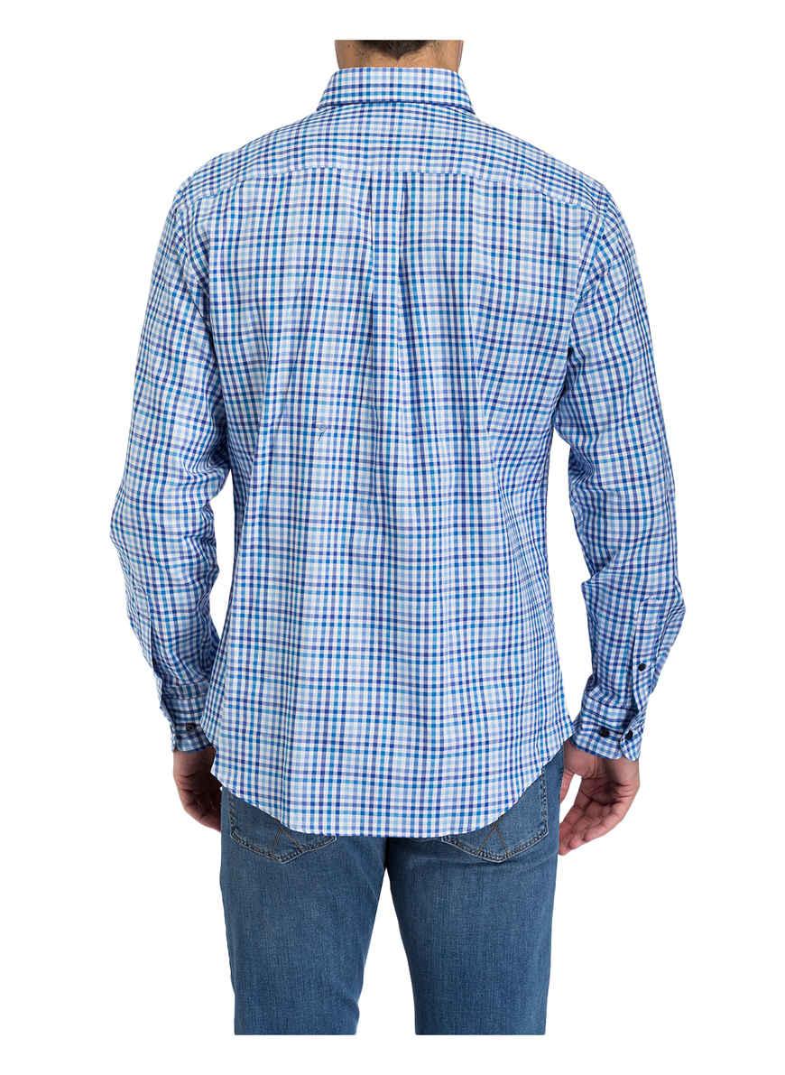 Von hatton Bei Kaufen Hemd Regular Fynch Fit HellblauDunkelblauBlau lKcTJ35Fu1