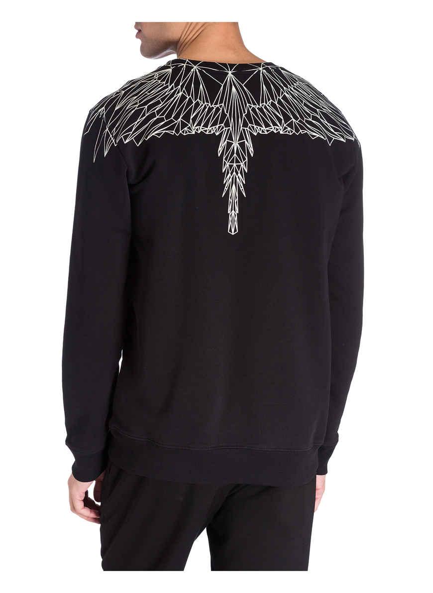 Kaufen Schwarz Von Marcelo Bei Sweatshirt Burlon hdtsrQ
