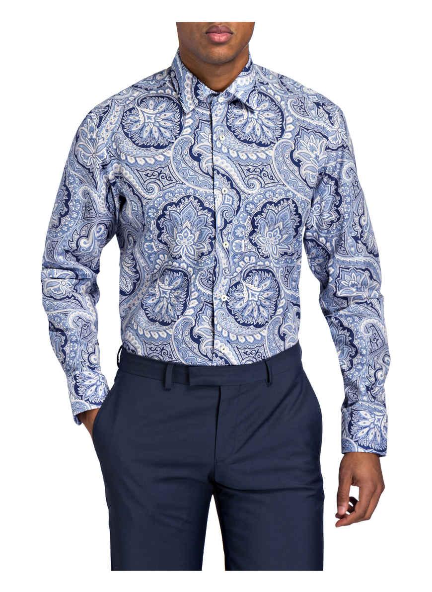 Tailored Fit HellblauDunkelblauWeiss Van Kaufen Bei Von Hemd Laack UGLpSMqzV