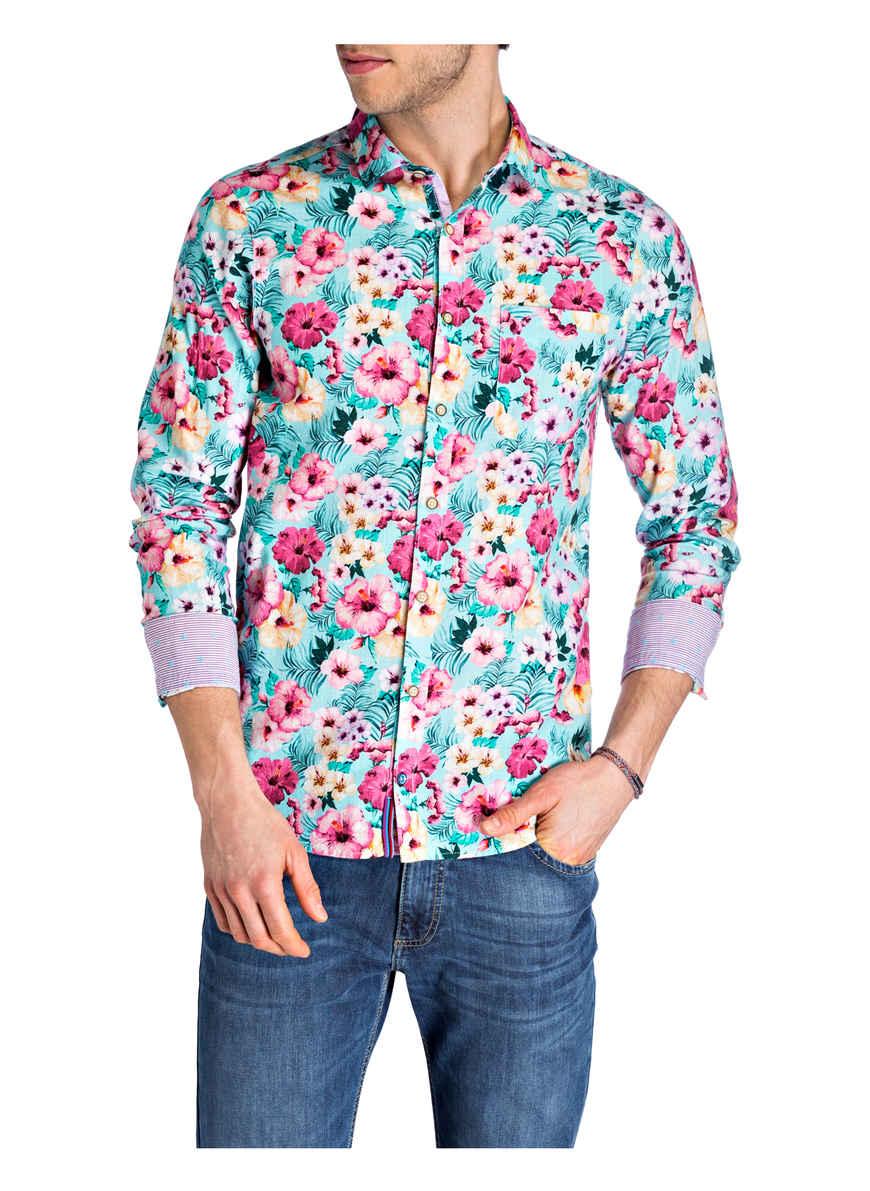 Sons Hemd MintPink Fit Coloursamp; Michael Bei Von Slim Kaufen On0XwN8kPZ
