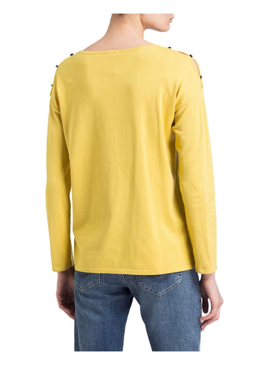 Von Kaufen Weber Pullover Gerry Bei Gelb 1JTlKc3F