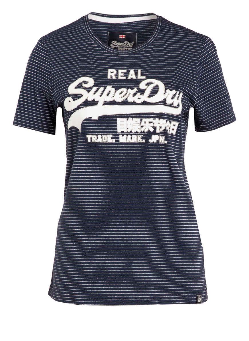 Dunkelblau Von Superdry Bei Kaufen shirt T SpzMUqV