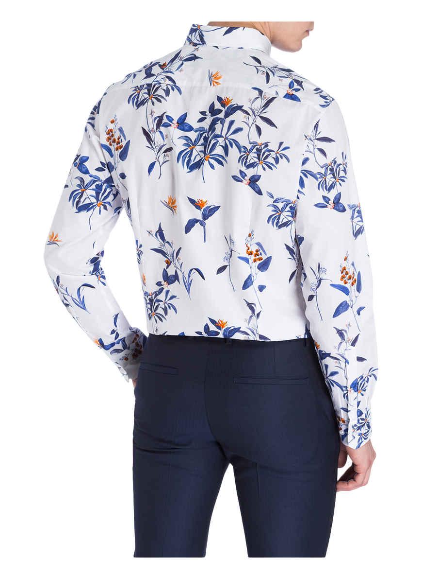Kaufen Tailored Seidensticker Fit Hemd WeissDunkelblau Von Bei stQhrxdC