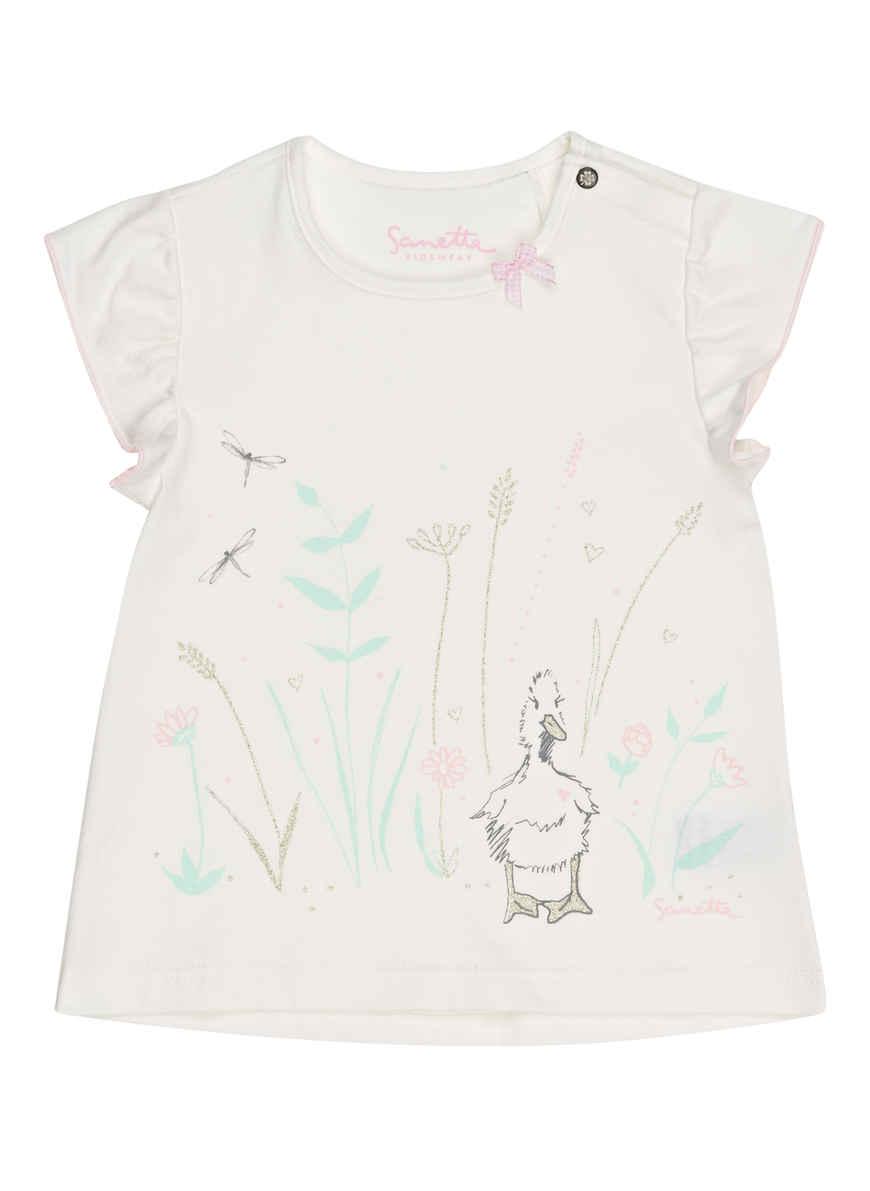 Sanetta Kaufen Von Kidswear Bei Ecru shirt T shQtdr