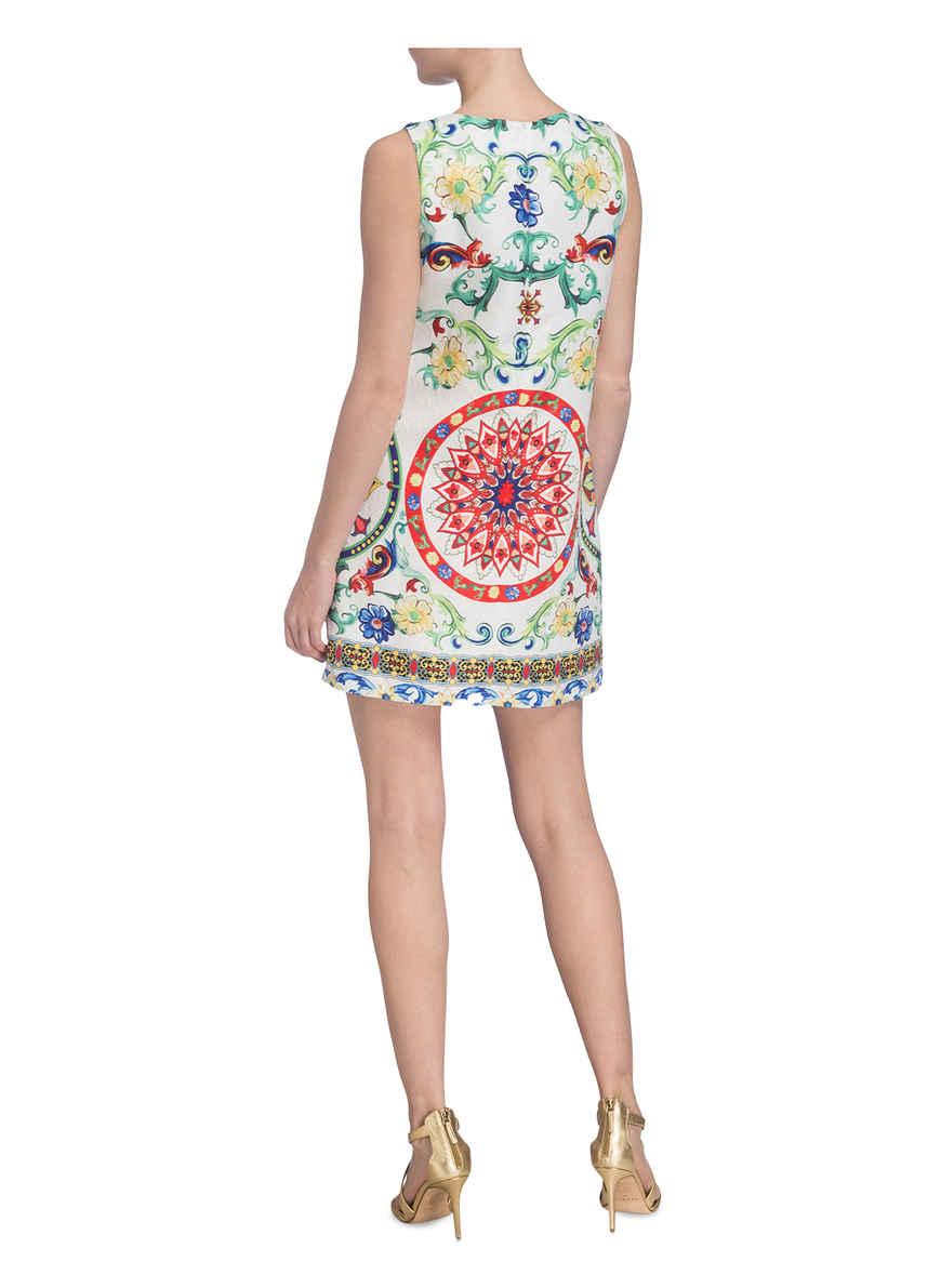 Kleid Bei Unique Kaufen Von Forever EcruGrünRot 0Nmwv8n