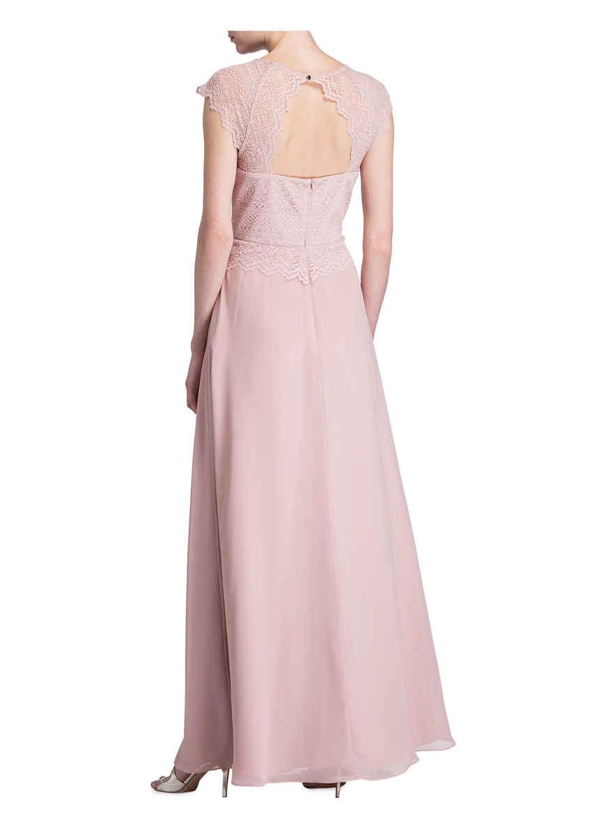 Vera Von Kaufen Mont Abendkleid Bei Rosé CxodBWre