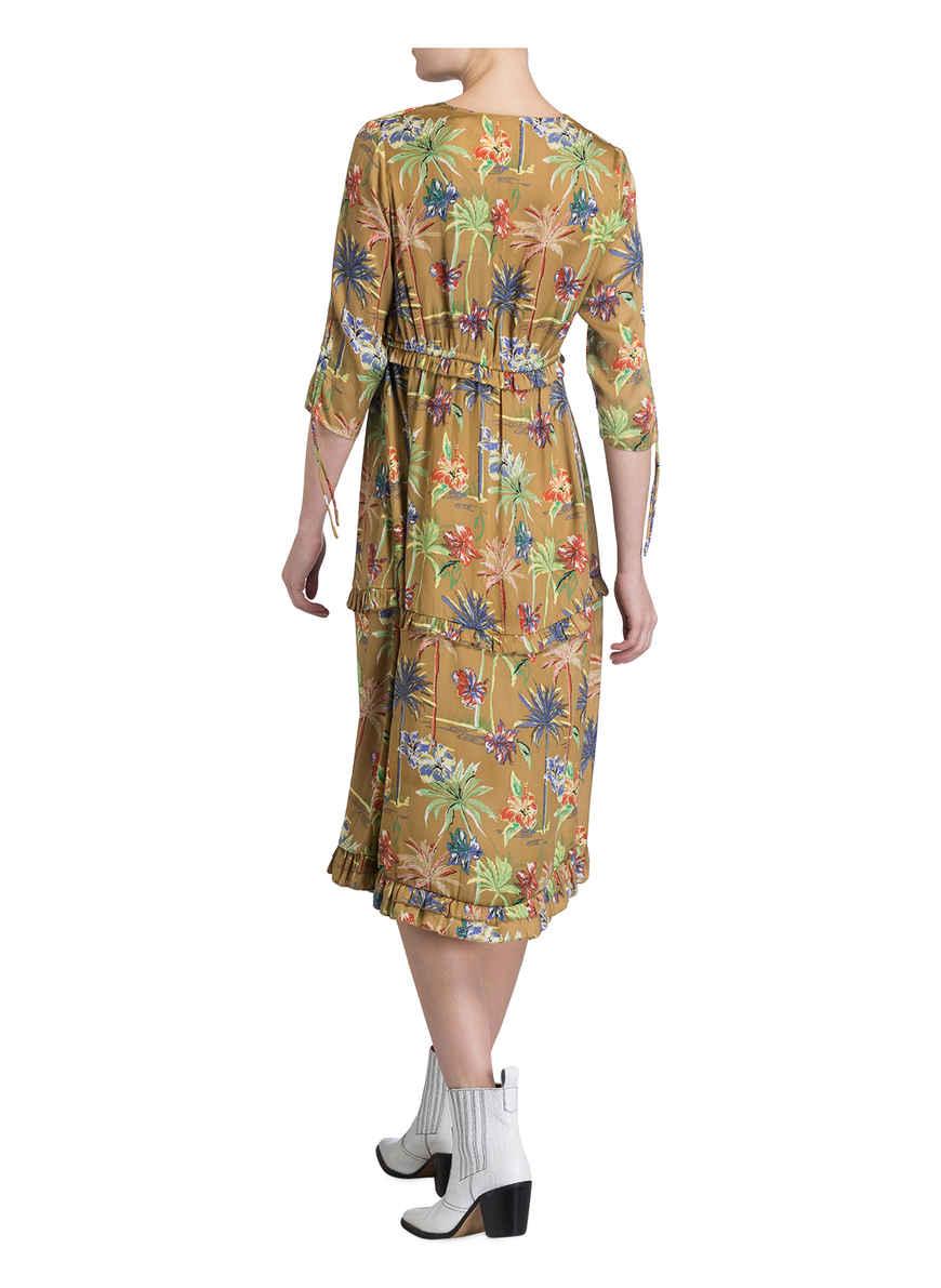Von Soda KhakiGrünBlau Kleid Scotchamp; Bei Kaufen b6fg7yvY