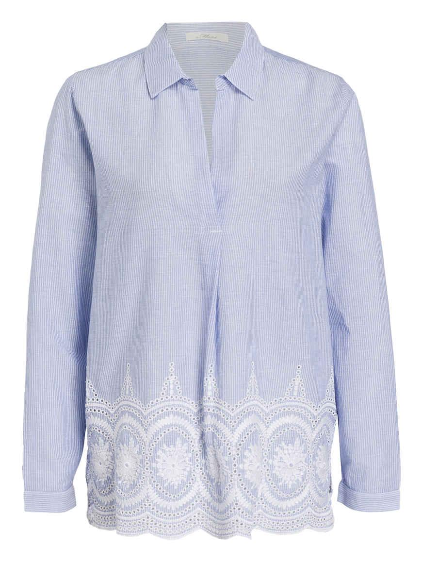 Bei Gestreift Mavi Kaufen Von HellblauWeiss Bluse 0kn8wOP