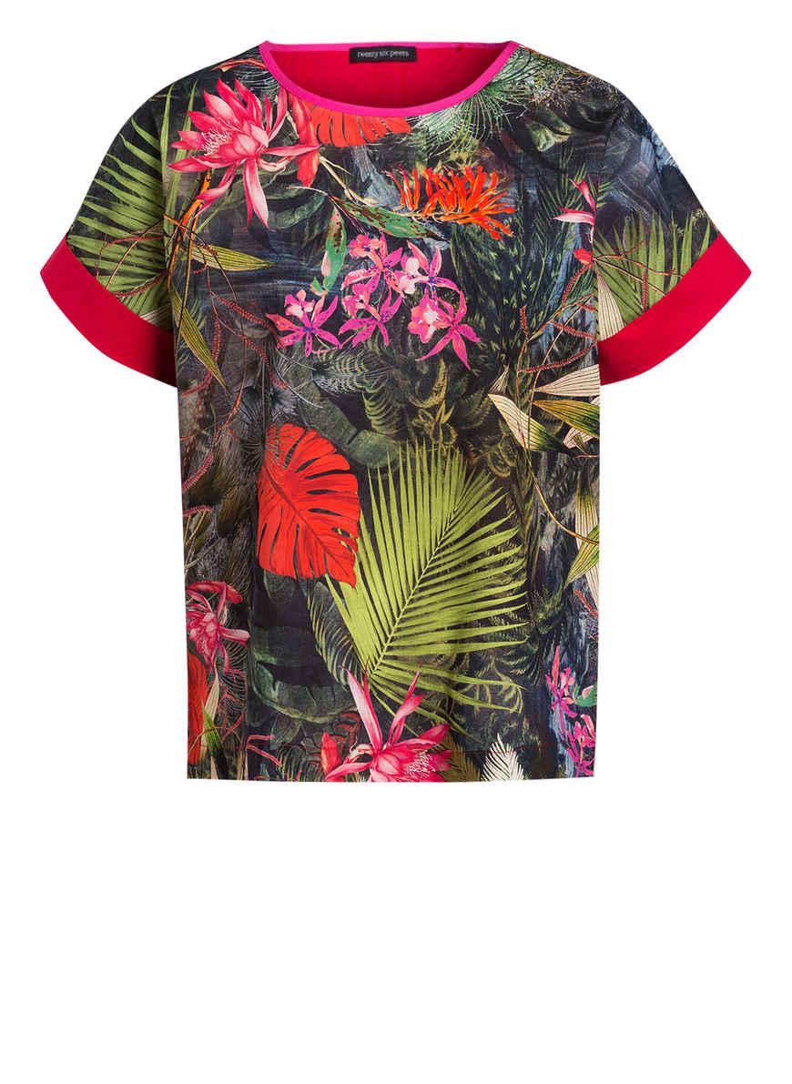 Peers Twenty Kaufen Von Bei DunkelgrünPink T Six shirt WHYeDE2I9
