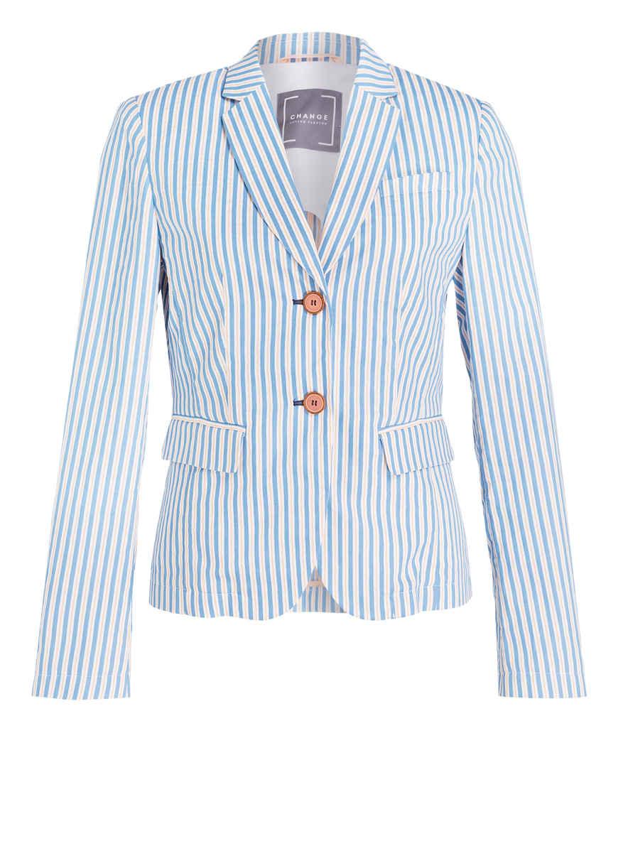 Bei Gestreift Von Blazer BlauWeiss Kaufen Label White H2eEDIW9Y