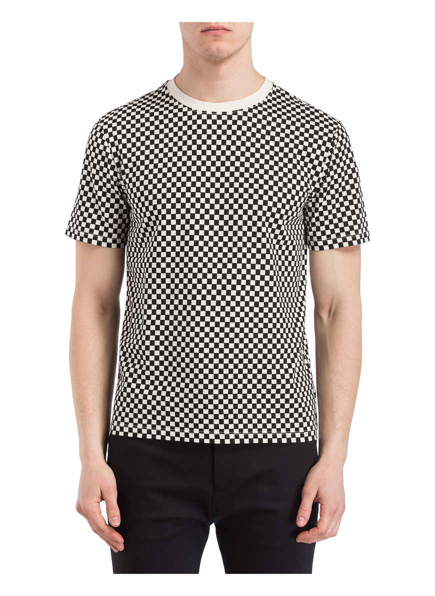 SchwarzEcru T Kaufen Bei shirt Sandro Kariert Von CdBosQthrx