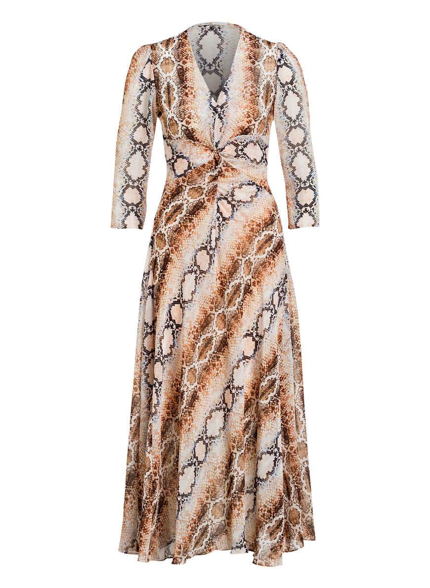 Kleid Repena Von Kaufen CremeHellbraunBlau Maje Bei WE2YDIe9H
