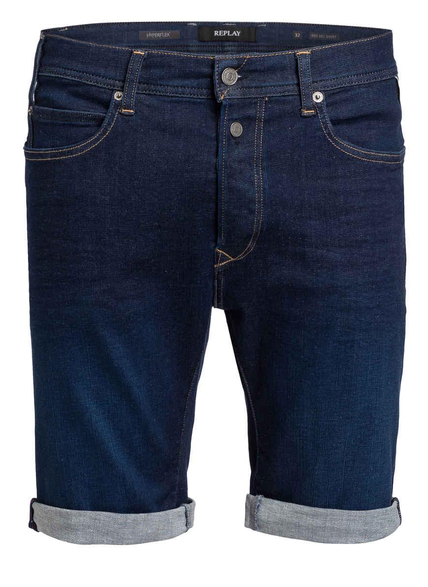 Jeans Bei Kaufen Von Dark Hyperflex shorts Waitom Replay Blue D29HIWE