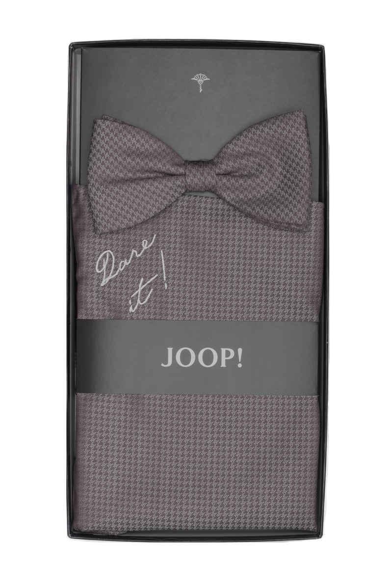 Und JoopBei Von Einstecktuch Kaufen SetFliege Grau PkZOXiu