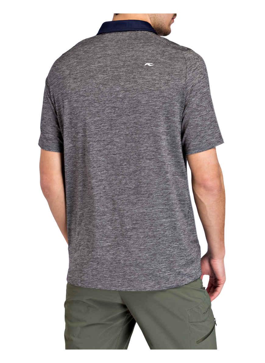 Luca Grau Poloshirt Meliert Von Kaufen Bei Kjus nOXN8w0kP