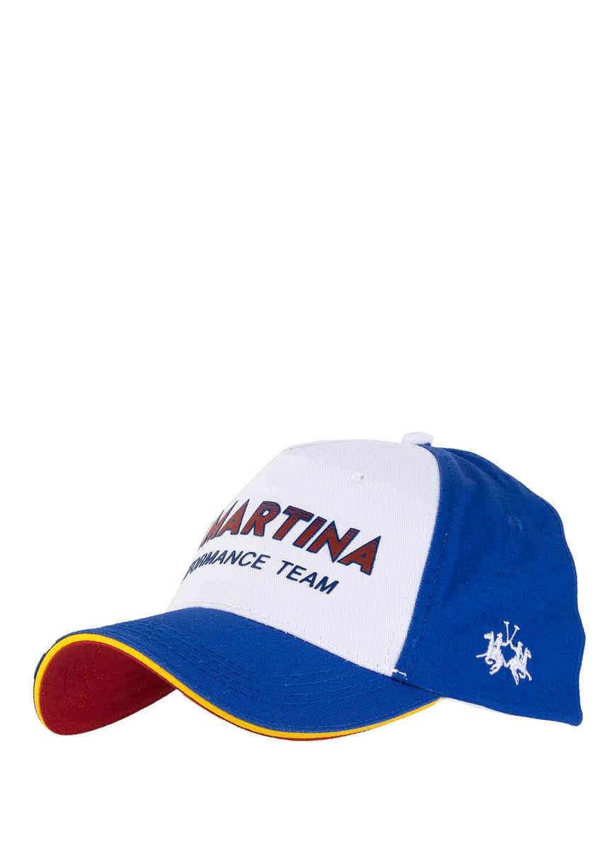 Bei BlauWeiss Von Cap Performance Martina Team La Kaufen N0m8nw