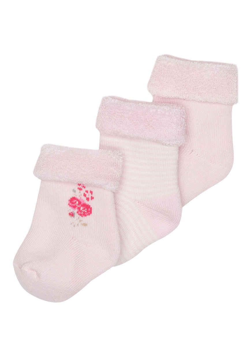 Petit Kaufen Hellrosa pack Bei Bateau Socken Von 3er tsrdhQ