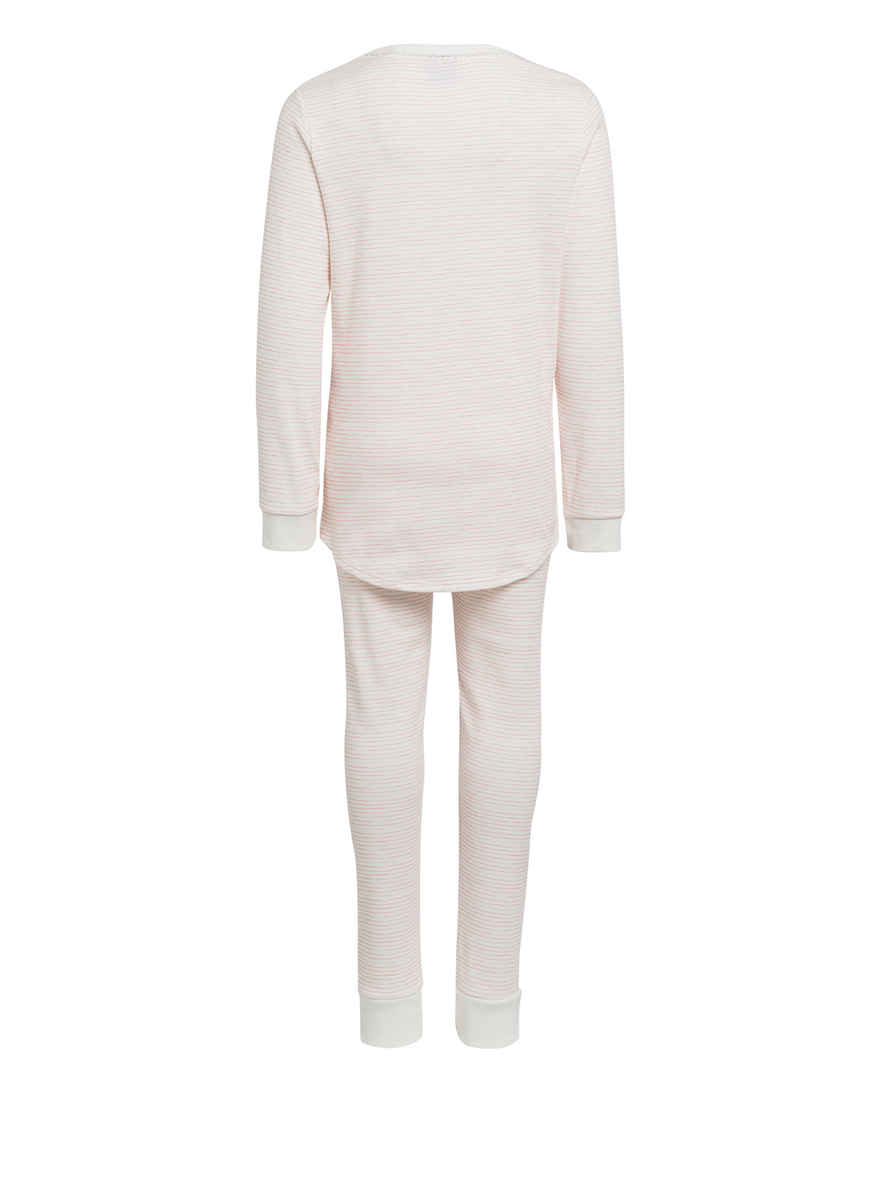 Petit Schlafanzug Kaufen WeissRosa Bei Von Bateau OvnN8my0w