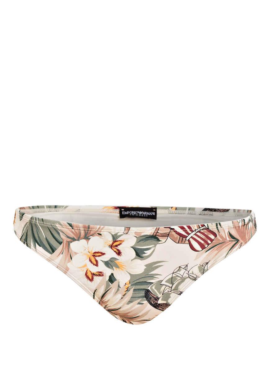 Bei Bikini hose Armani BeigeOliv Treasure Von Island Kaufen Emporio m80vnONw